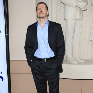 Donnie Wahlberg, New Kids On The Block in Screening and Panel Discussion of CBS's Blue Bloods - Arrivals