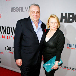 Vincent Curatola in Premiere of HBO Films' 'You Don't Know Jack'