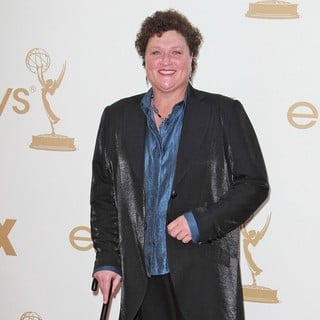 Dot Jones in The 63rd Primetime Emmy Awards - Arrivals - dot-jones-63rd-primetime-emmy-awards-01
