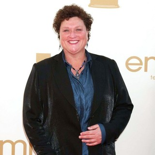 Dot Jones in The 63rd Primetime Emmy Awards - Arrivals
