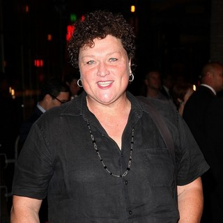 Dot Jones in Premiere of FX's American Horror Story - dot-jones-premiere-american-horror-story-02