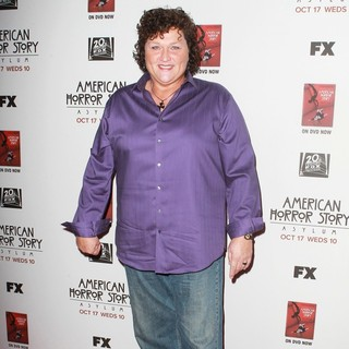 Dot Jones in Premiere Screening of FX's American Horror Story: Asylum
