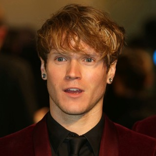 McFly in The Hobbit: An Unexpected Journey - UK Premiere - Arrivals - dougie-poynter-uk-premiere-the-hobbit-an-unexpected-journey-01