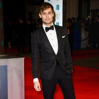 Douglas Booth in EE British Academy Film Awards 2014 - Arrivals