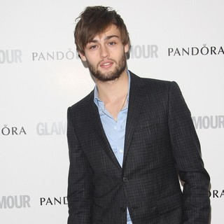 Douglas Booth in The Glamour Women of The Year Awards 2012 - Arrivals