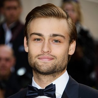 Douglas Booth in The GQ Awards 2014 - Arrivals