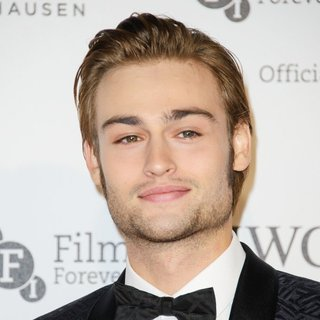 Douglas Booth in IWC Schaffhausen Gala Dinner for 57th BFI London Film Festival
