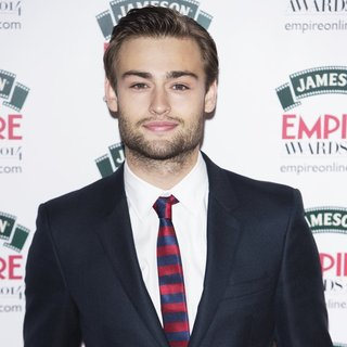 Douglas Booth in The Jameson Empire Awards 2014 - Arrivals