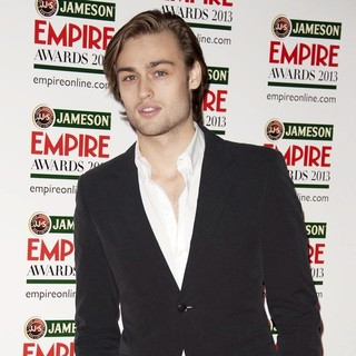 Douglas Booth in Jameson Empire Film Awards 2013 - Arrivals