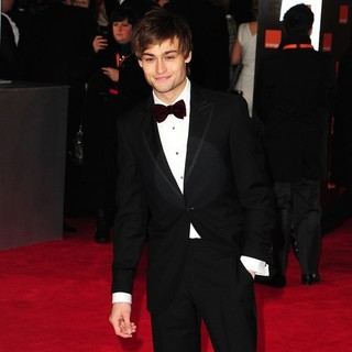 Douglas Booth in Orange British Academy Film Awards 2012 - Arrivals