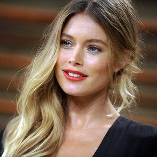 Doutzen Kroes in 2014 Vanity Fair Oscar Party