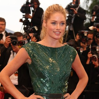 Doutzen Kroes in Cosmopolis Premiere - During The 65th Annual Cannes Film Festival