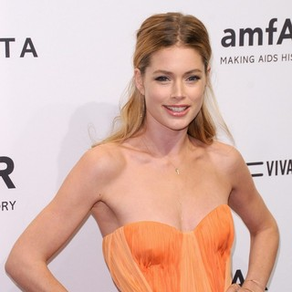 Doutzen Kroes in The amfAR Gala 2013