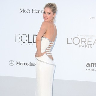 Doutzen Kroes in AmfAR's Cinema Against AIDS Gala 2012 - During The 65th Annual Cannes Film Festival