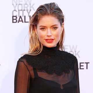Doutzen Kroes in New York City Ballet 2013 Fall Gala