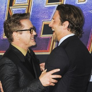 Robert Downey Jr., Bradley Cooper in World Premiere of Walt Disney Studios Motion Pictures' Avengers: Endgame