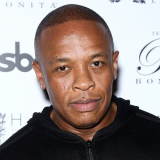 Dr. Dre in Xzibit Hosts The Official Bonita Platinum Tequila Red Carpet Launch Party