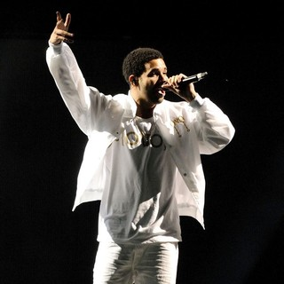Drake in Drake Performs During The 2012 OVO Fest