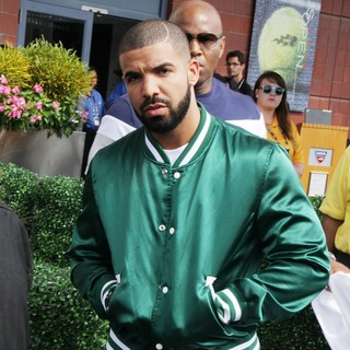 Drake - The Semi-finals of The 2015 Tennis U.S. Open