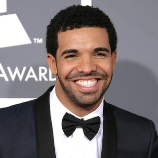 Drake in 55th Annual GRAMMY Awards - Arrivals