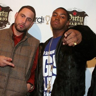 DJ Drama, Lil Scrappy in 1st Annual Dirty Awards