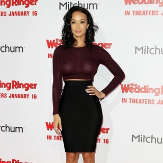 Premiere of Screen Gems' The Wedding Ringer