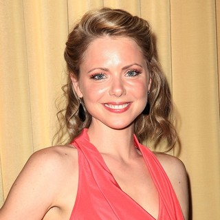 Dreama Walker in Forevermark and InStyle Beauty and Brilliance Celebration