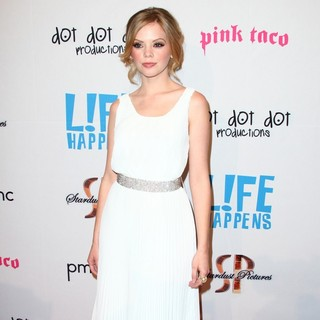 Dreama Walker in L!fe Happens Premiere - dreama-walker-premiere-life-happens-02