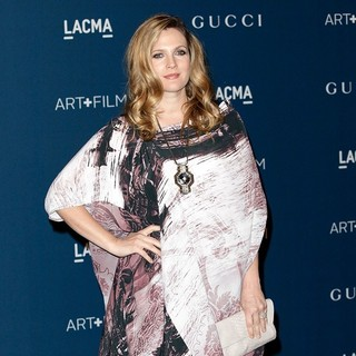 Drew Barrymore in LACMA 2013 Art and Film Gala Honoring Martin Scorsese and David Hockney Presented by Gucci