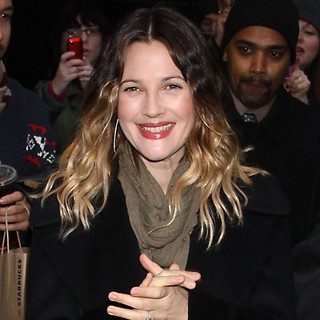 Drew Barrymore in Celebrities Outside The ABC Studios for Good Morning America