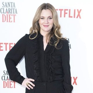 Drew Barrymore-The Netflix's Santa Clarita Diet Photocall