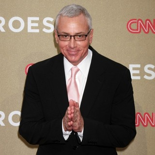 Dr. Drew Pinsky in CNN Heroes: An All-Star Tribute - Arrivals
