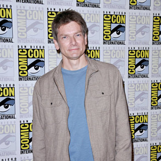 Patrick Lussier in Comic Con 2010 - Day 2 - 'Drive Angry' Photocall