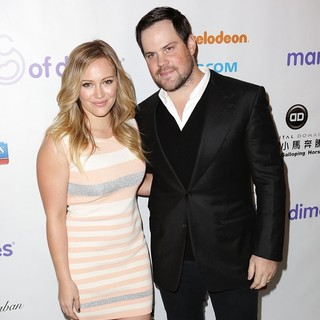 Hilary Duff, Mike Comrie in March of Dimes Celebration of Babies Luncheon - Arrivals