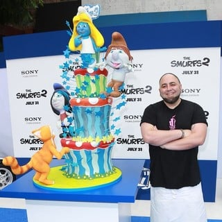 Duff Goldman in The Los Angeles Premiere of The Smurfs 2 - Arrivals