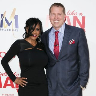 Kenya Duke, Gary Owen in Film Premiere of Think Like a Man Too