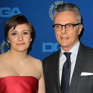 Lena Dunham, Carroll Dunham in 65th Annual Directors Guild of America Awards - Arrivals