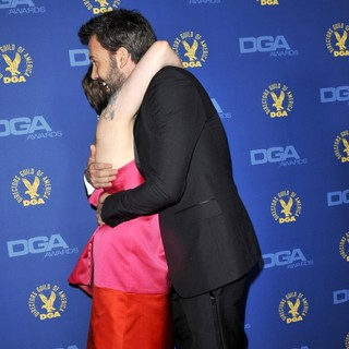 Lena Dunham, Ben Affleck in 65th Annual Directors Guild of America Awards - Arrivals