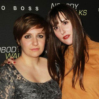 Lena Dunham, Ry Russo-Young in The Premiere of Magnolia Pictures Nobody Walks