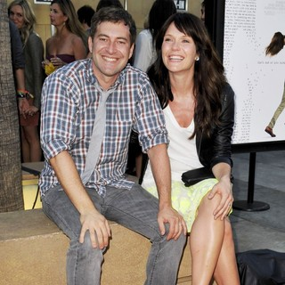Mark Duplass, Katie Aselton in The Los Angeles Premiere of Ruby Sparks