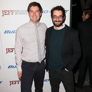Mark Duplass, Jay Duplass in The Premiere of Jeff Who Lives at Home - Arrivals
