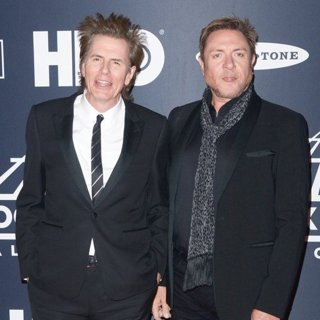 Duran Duran in 2019 Rock and Roll Hall of Fame Induction Ceremony - Arrivals