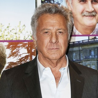 Dustin Hoffman in The Quartet Film Premiere