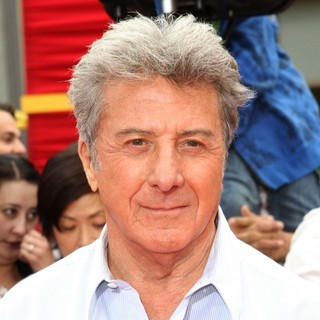 Dustin Hoffman in Los Angeles Premiere of Kung Fu Panda 2