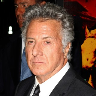 Dustin Hoffman in HBO's Luck Los Angeles Premiere