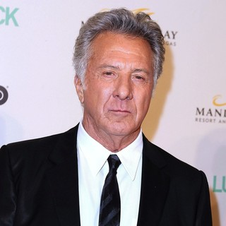 Dustin Hoffman in Mandalay Bay Resort and Casino Hosts An Advanced Screening of New HBO Original Series LUCK