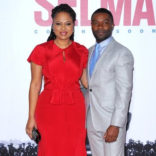 Ava DuVernay, David Oyelowo in New York Premiere of Selma - Red Carpet Arrivals