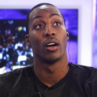 Dwight Howard in NBA Player for The Orlando Magic Appearing on Spanish Television Show El Hormiguero - dwight-howard-appearing-on-el-hormiguero-06