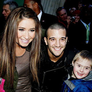 Bristol Palin, Mark Ballas in Dancing With The Stars finalists Visit 'Good Morning America'