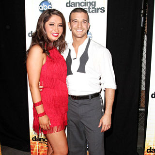 Bristol Palin, Mark Ballas in 'Dancing with the Stars' Season 11 Premiere - Arrivals